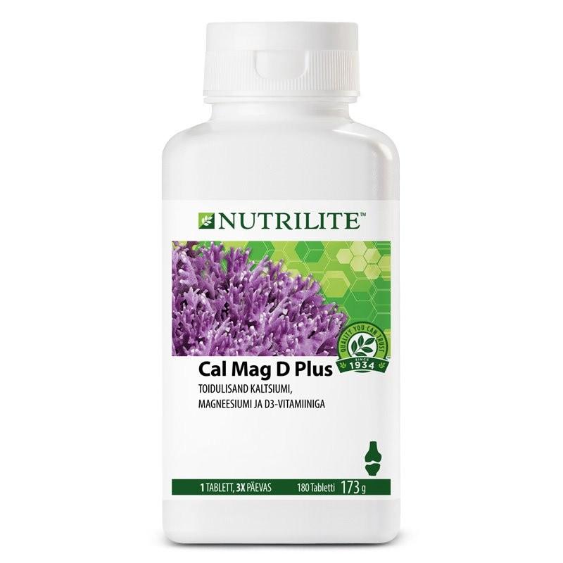 Cal Mag D Plus NUTRILITE™