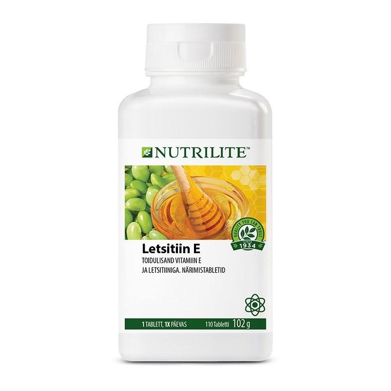 Letsitiin E Närimistabletid NUTRILITE™