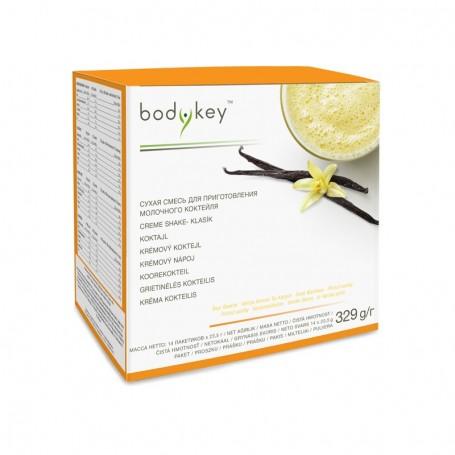 Кремовый микс со вкусом ванили, сбалансированное содержание питательных веществ bodykey™