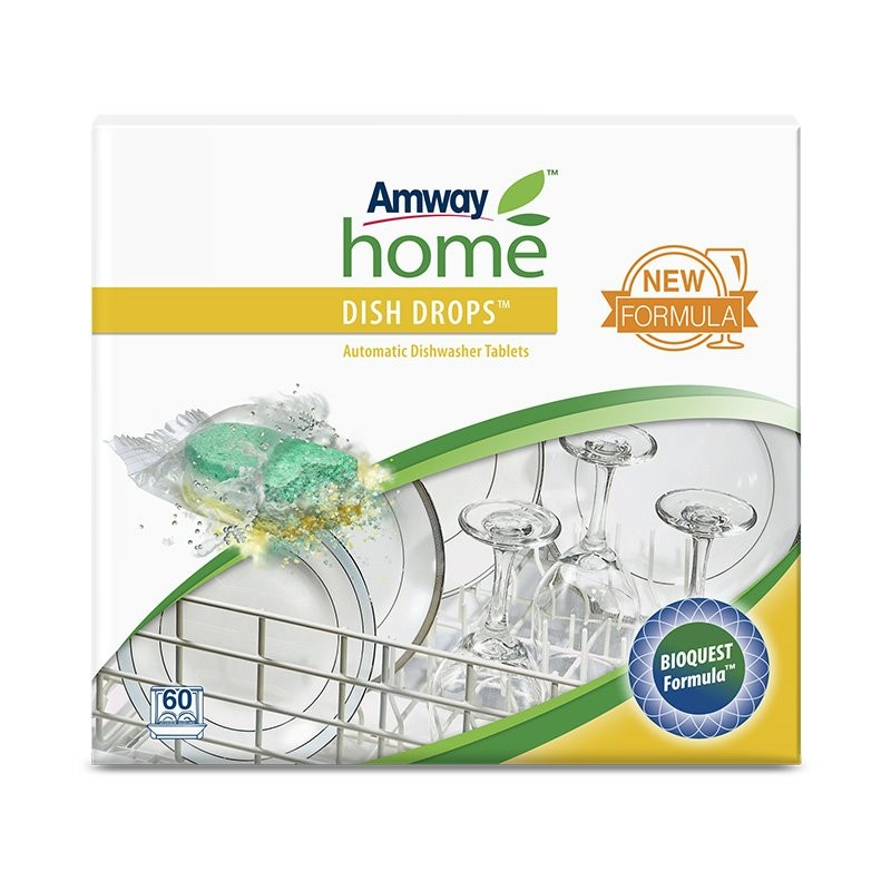 Automatic Dishwasher Tablets DISH DROPS™