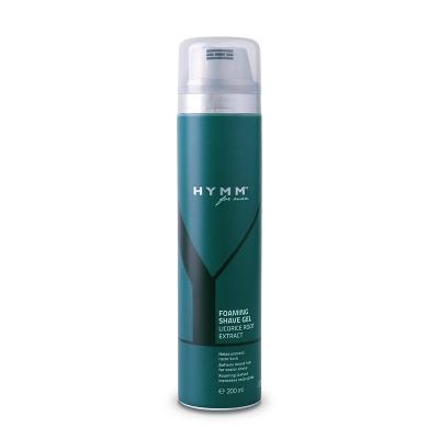 Пенящийся гель для бритья HYMM™