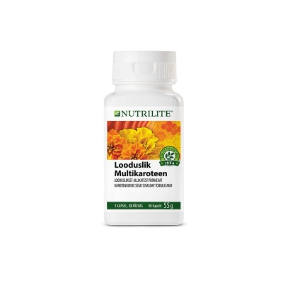 NUTRILITE™ DOUBLE X™ Taimse päritoluga multivitamiinide ja multimineraalidega toidulisand