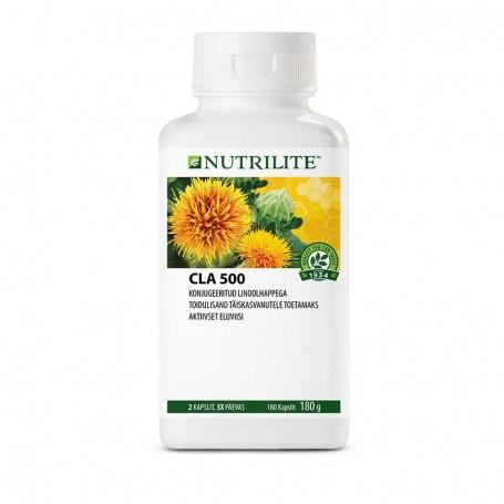 CLA 500 180 geelkapslit NUTRILITE™