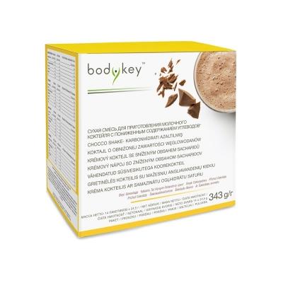 Vähendatud süsivesikutesisaldusega šokolaadijook bodykey™