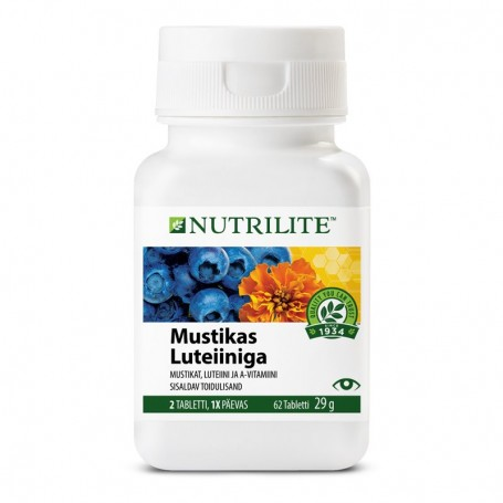 Bilberry with Lutein NUTRILITE™