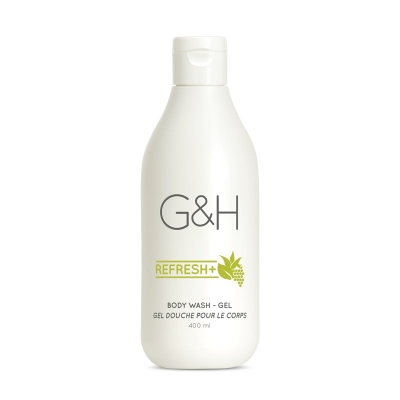 Освежающий гель для душа G&H REFRESH+™