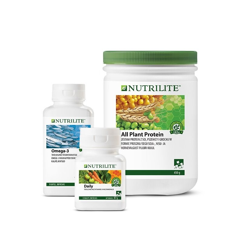 Foundational Trio with NUTRILITE™ Daily