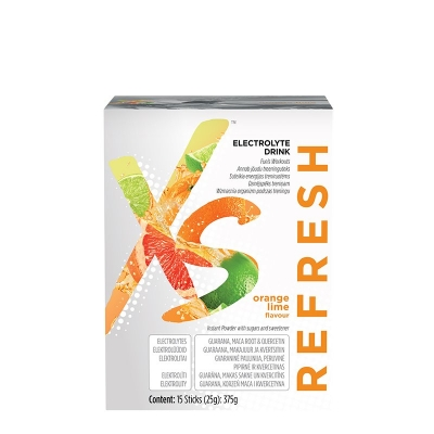 XS™ Напиток с электролитами со вкусом апельсина и лайма
