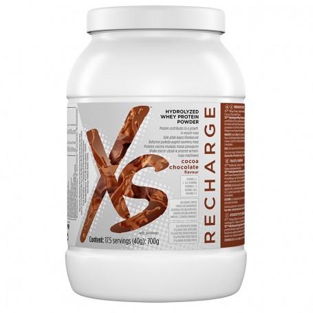 Hüdrolüüsitud vadakuvalgu pulber XS™ kakao-šokolaadimaitseline