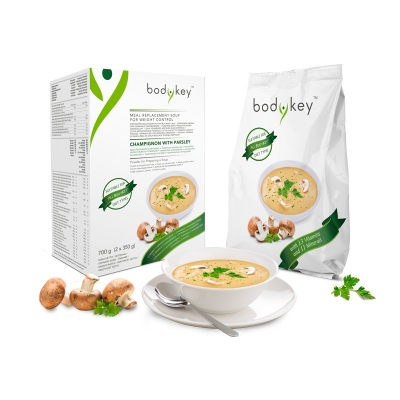 Champignon with Parsley Meal Replacement Soup bodykey by NUTRILITE™