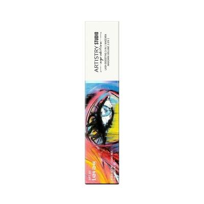 Многофункциональная тушь для ресниц 3-в-1 Gotham Black ARTISTRY STUDIO™ NYC Edition