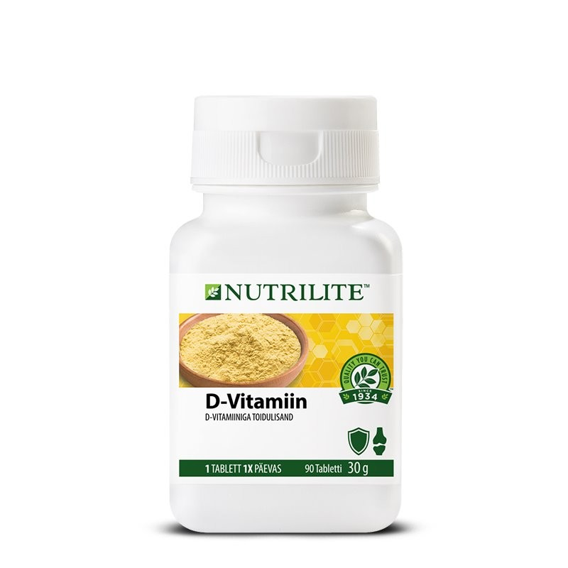 D-Vitamiin NUTRILITE™
