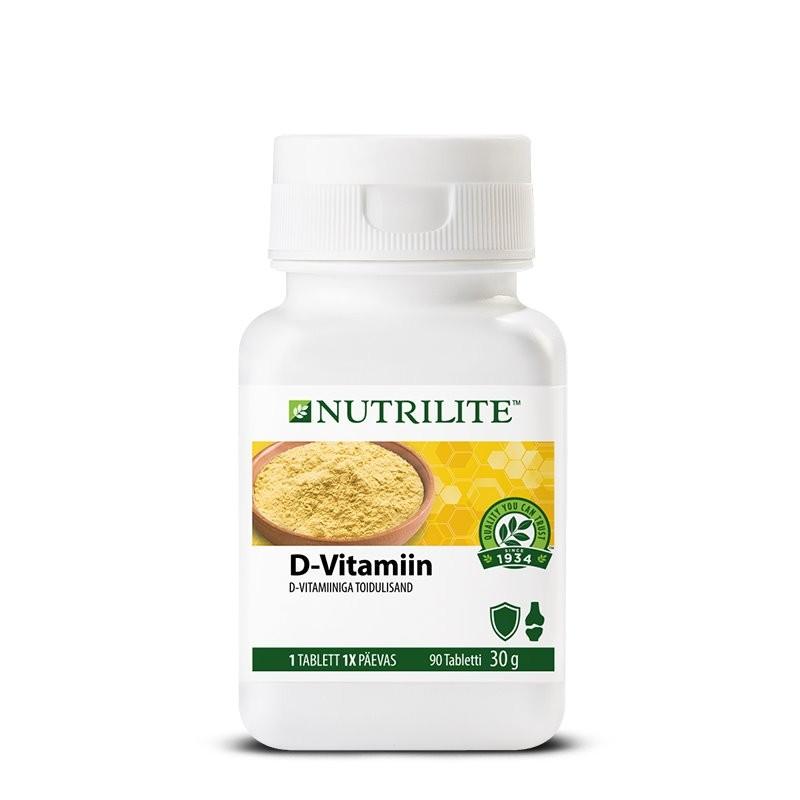Витамин D NUTRILITE™