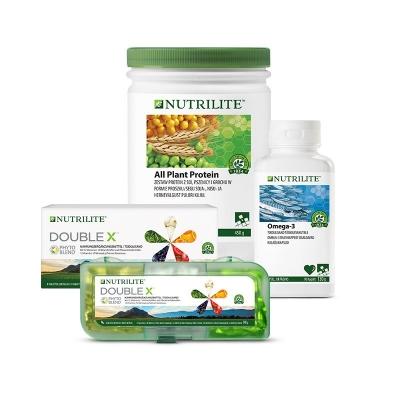 Набор «Базовое Трио» Double X от NUTRILITE™
