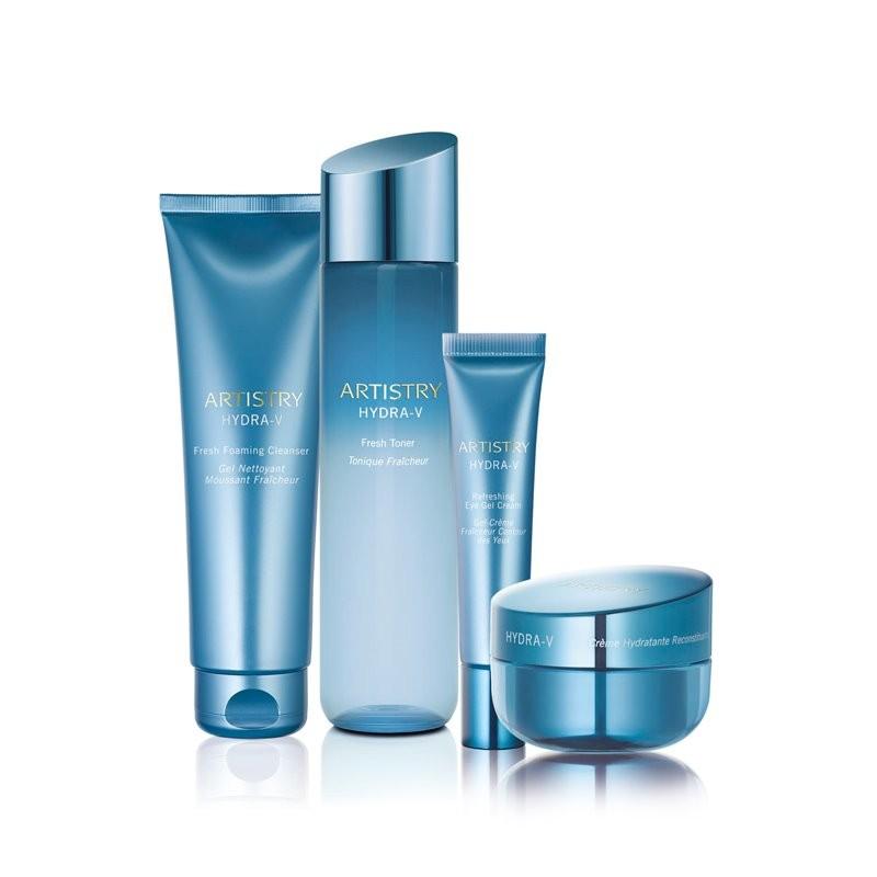 Комплексное решение для нормальной и сухой кожи ARTISTRY HYDRA-V™