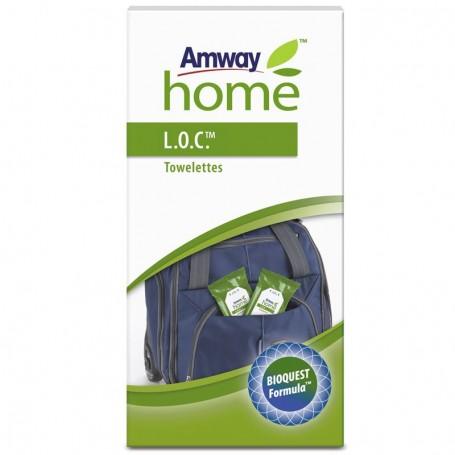 Очищающие салфетки AMWAY HOME™ L.O.C.™