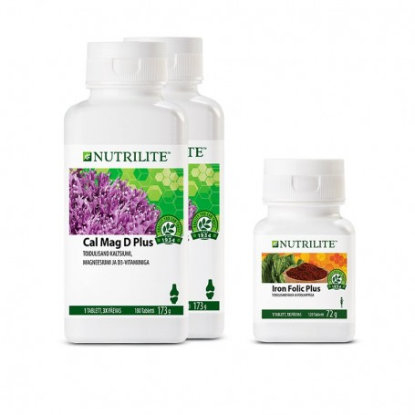 Набор NUTRILITE™ «Для будущих мам»