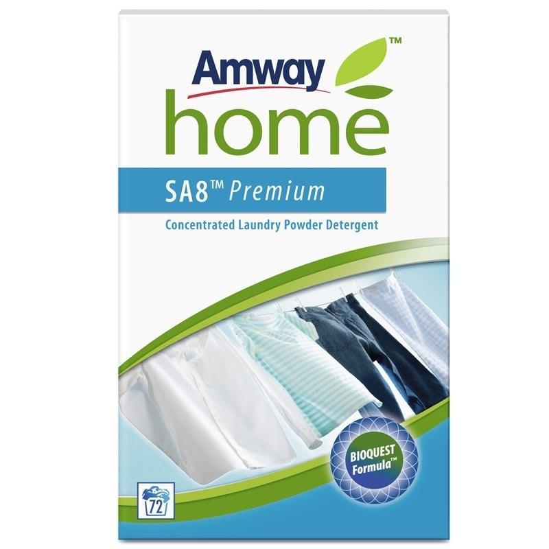 Концентрированный стиральный порошок SA8™
