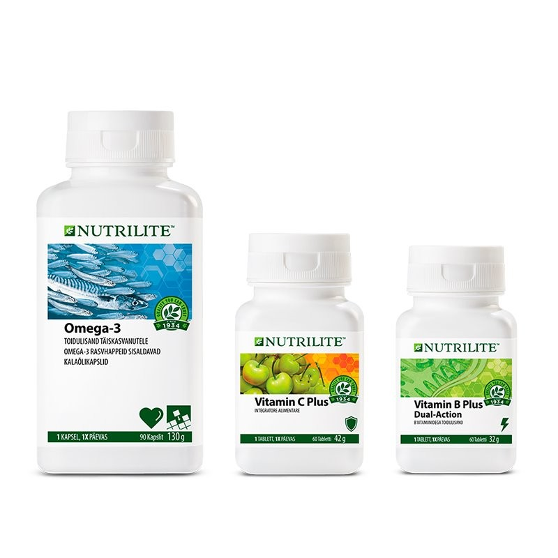 In Charge komplekt NUTRILITE™