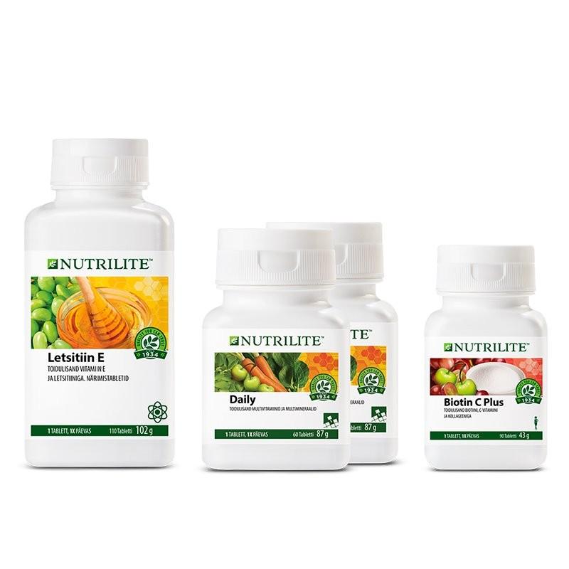 Daily Shine komplekt NUTRILITE™