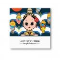 On-The-Go Palette ARTISTRY STUDIO™ Bangkok Edition