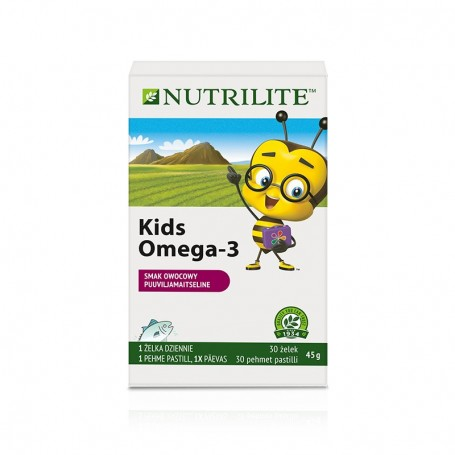 Омега-3 для детей от NUTRILITE™