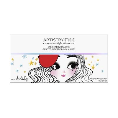 Lauvärvipalett ARTISTRY STUDIO™ Parisian Style Edition