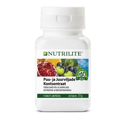 Концентрированные фрукты и овощи NUTRILITE™