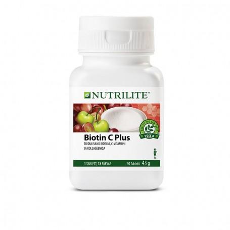 Биотин C плюс NUTRILITE™