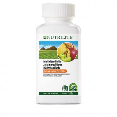 Multivitamiin närimistablettides NUTRILITE™