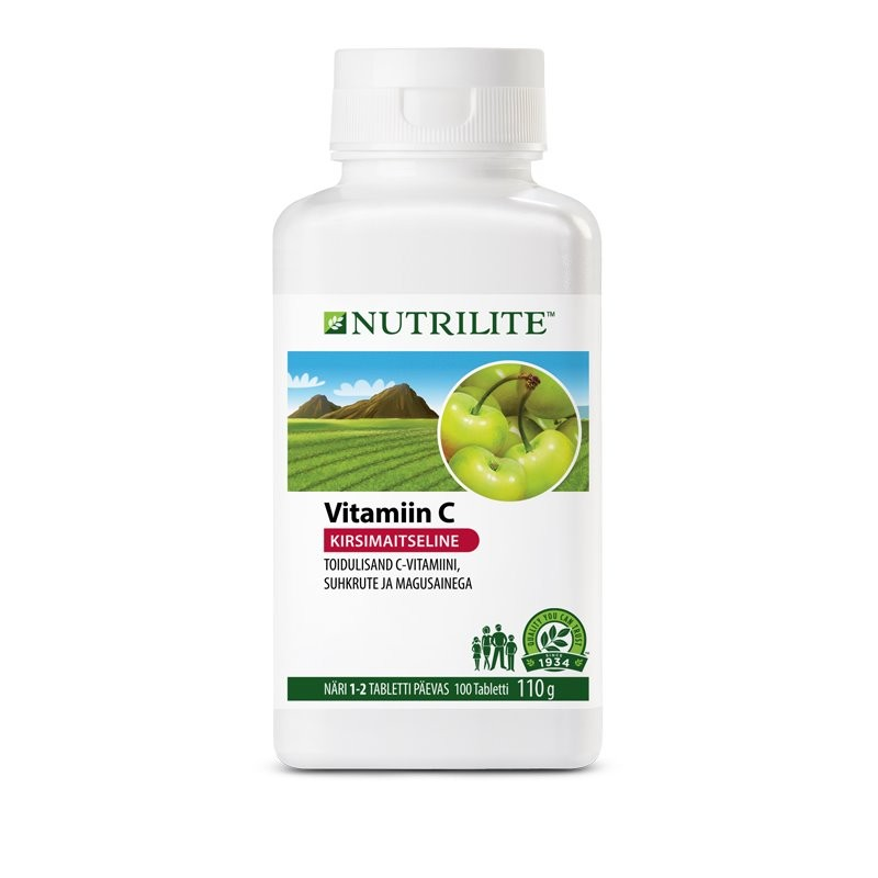 C-vitamiin närimistablettides NUTRILITE™