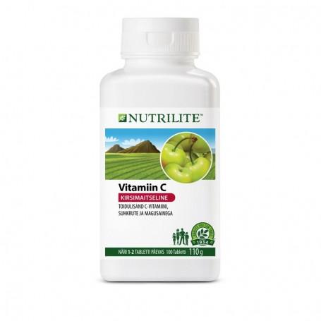 Витамин С, жевательные таблетки NUTRILITE™