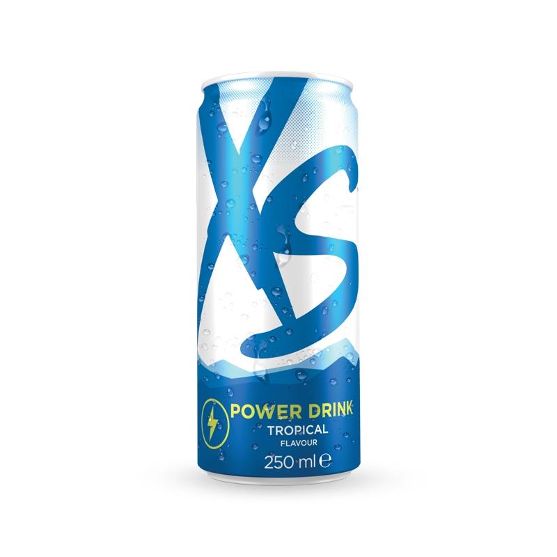 Power Drink Энергетический напиток (со вкусом тропических фруктов) XS™