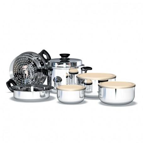 Kööginõude põhikomplekt (10-osaline) iCook™