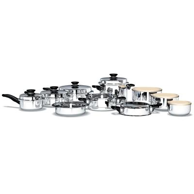 Väike kööginõude perekomplektväike (17-osaline) iCook™