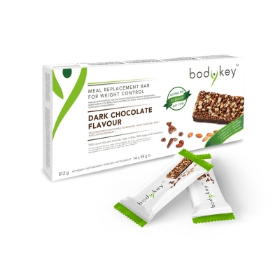 Батончик - заменитель питания со вкусом черного шоколада bodykey от NUTRILITE™