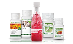 Targeted food supplements